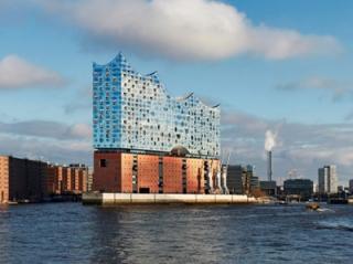 Elbphilharmonie Hamburg Grosser Saal Harbour Front Literaturfestival